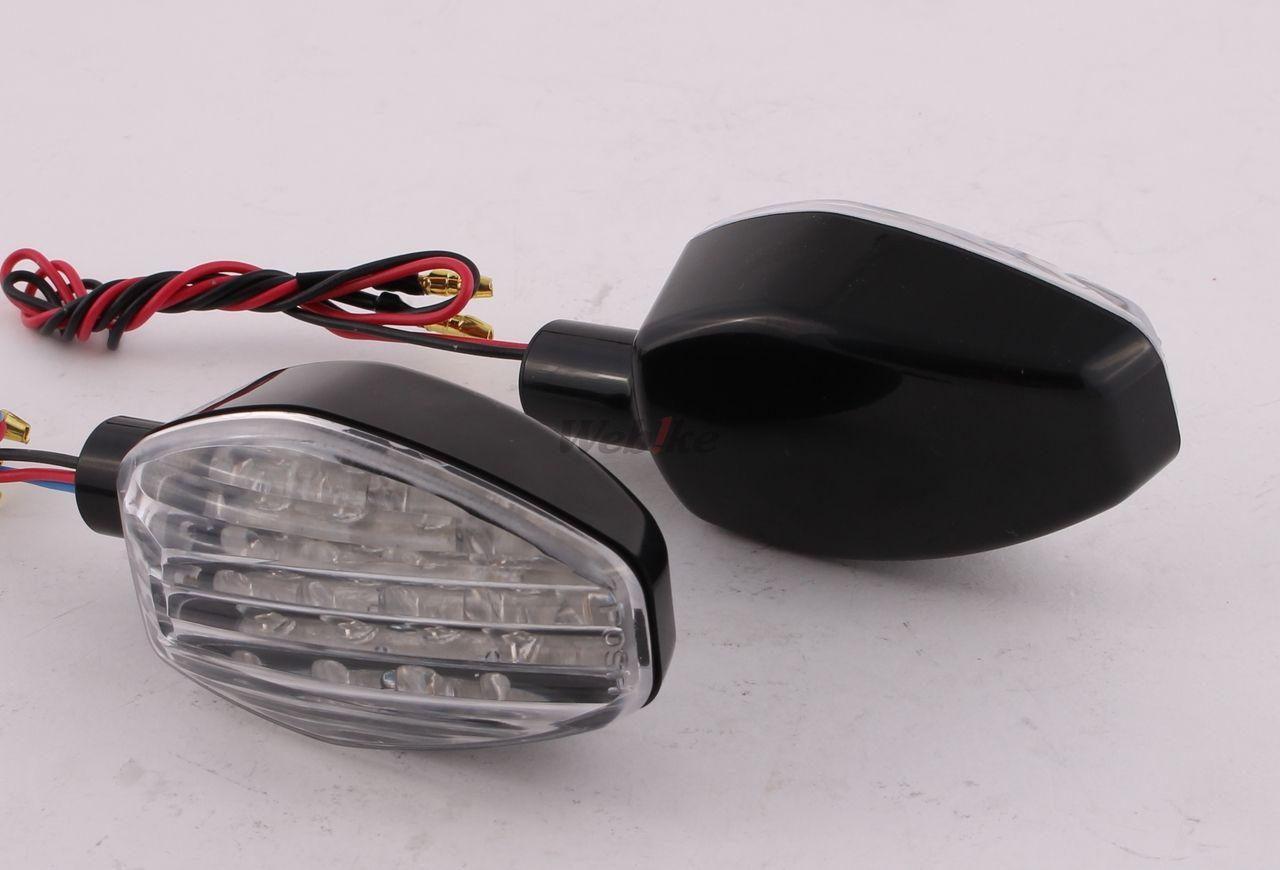 【POSH】輕量化 LED方向燈套件 - 「Webike-摩托百貨」