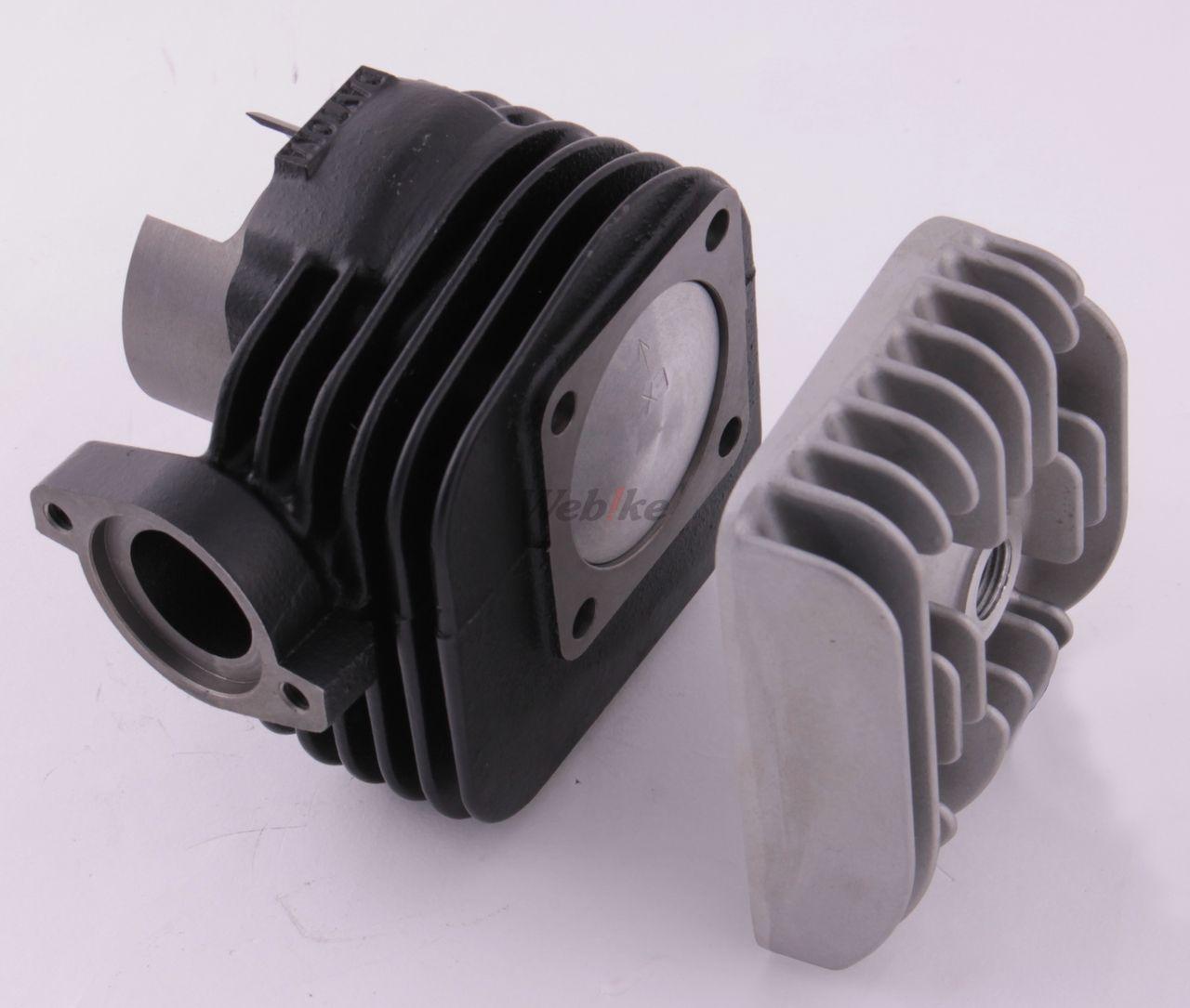 【DAYTONA】Super DRAG大口徑套件(鋼 汽缸 )原附一種用 - 「Webike-摩托百貨」