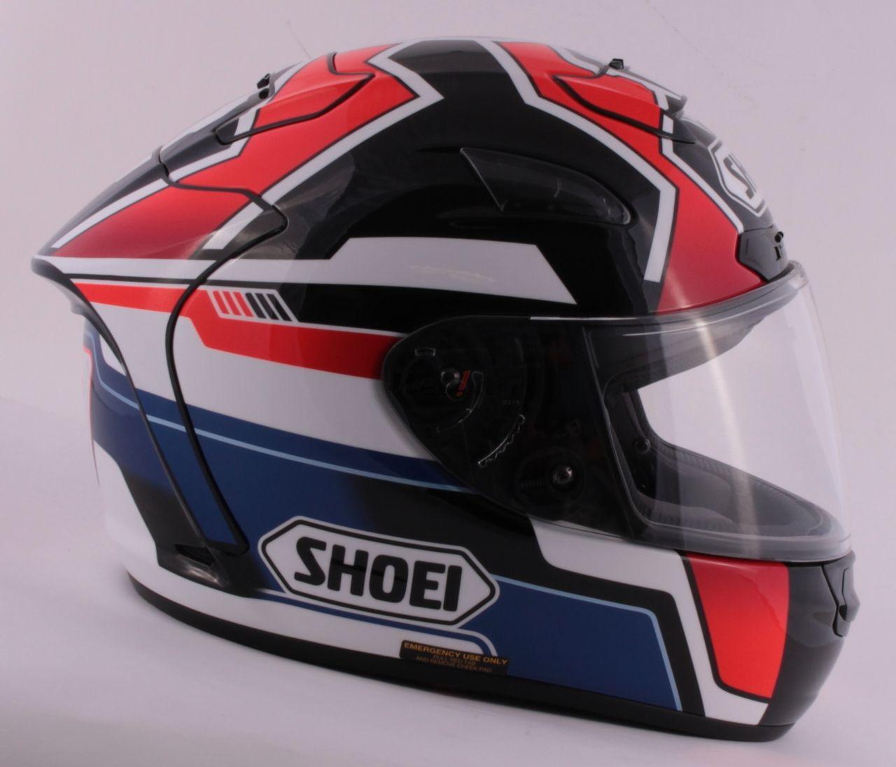 【SHOEI】X-TWELVE(X12) MARQUEZ 全罩式安全帽 - 「Webike-摩托百貨」