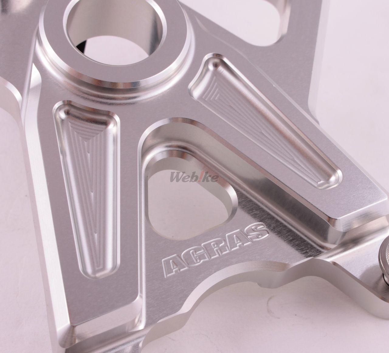【AGRAS】後卡鉗座 - 「Webike-摩托百貨」