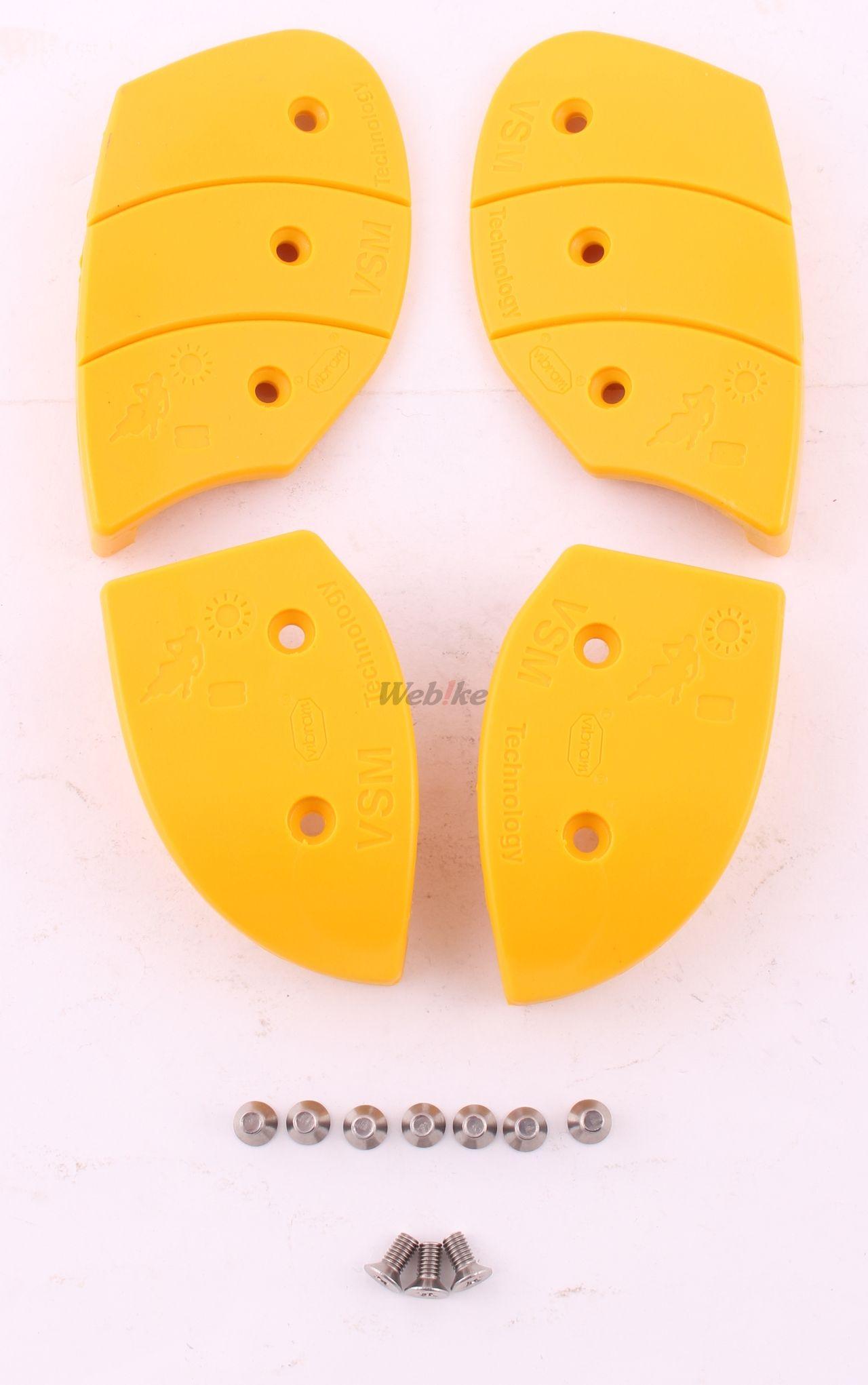 【gaerne】Vibram SUPER MOTARD SLIDER DRY(VSM鞋底防滑塊) - 「Webike-摩托百貨」