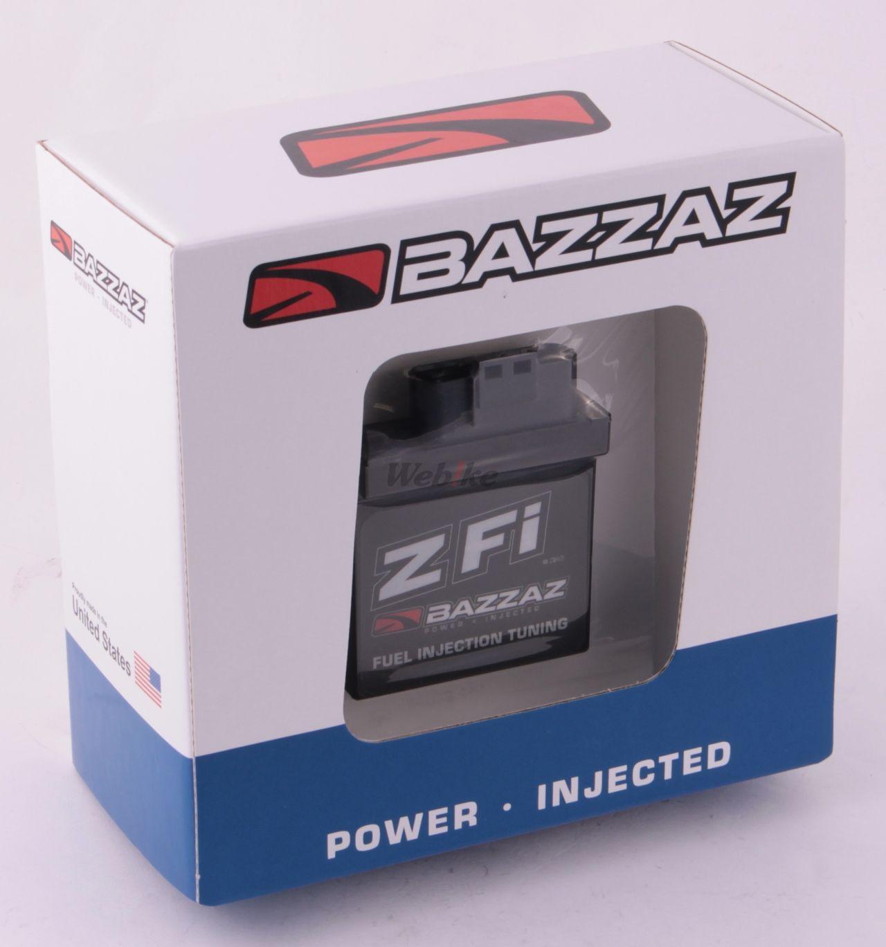 【YOSHIMURA】BAZZAZ : Bazaars Z-Fi油量控制組 - 「Webike-摩托百貨」