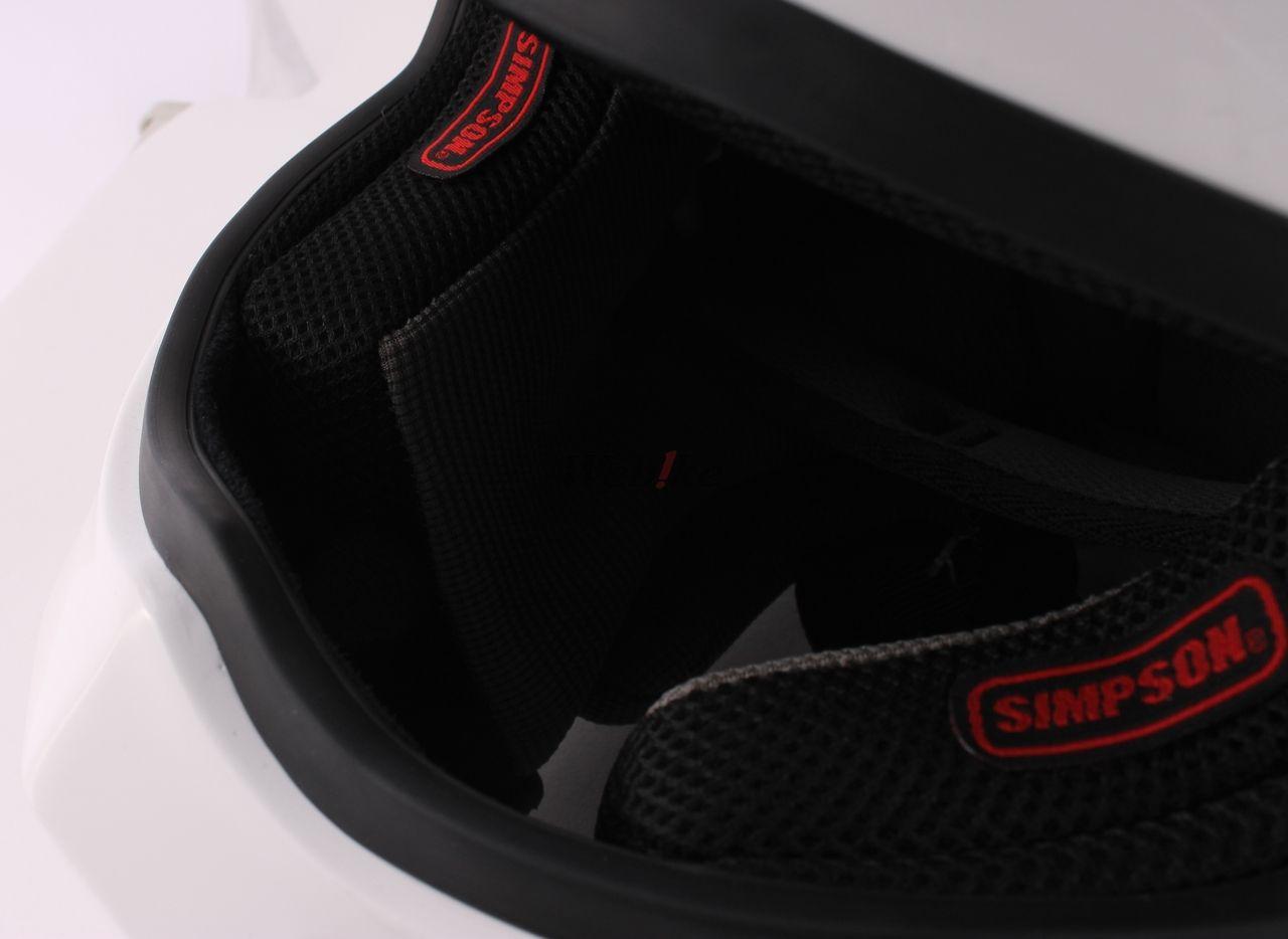 【SIMPSON NORIX】SB13 [Super Bandit] 安全帽 - 「Webike-摩托百貨」