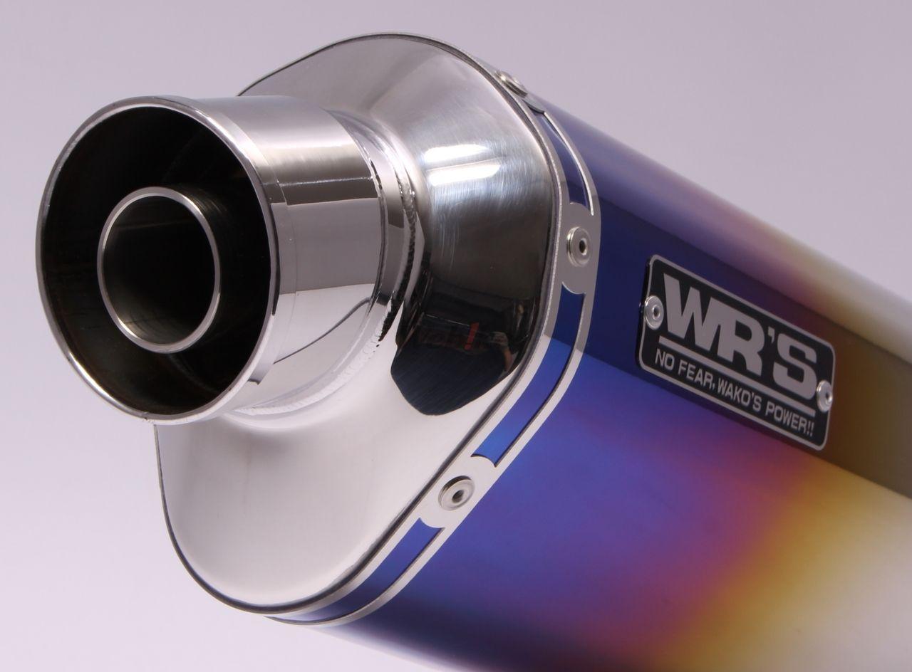 【WR's】排氣管尾段 - 「Webike-摩托百貨」