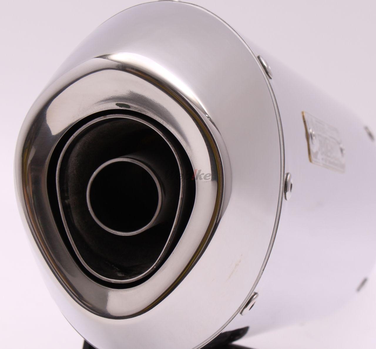 【SP武川】Cones Oval 排氣管尾段 - 「Webike-摩托百貨」