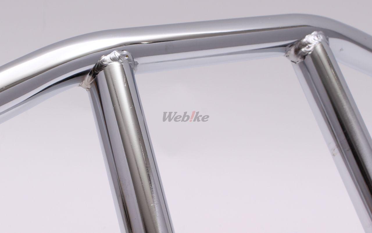 【MINIMOTO】方型窄版把手 - 「Webike-摩托百貨」