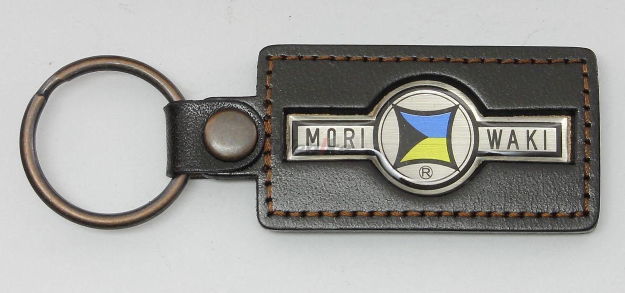 【MORIWAKI】鑰匙圈(商標) - 「Webike-摩托百貨」
