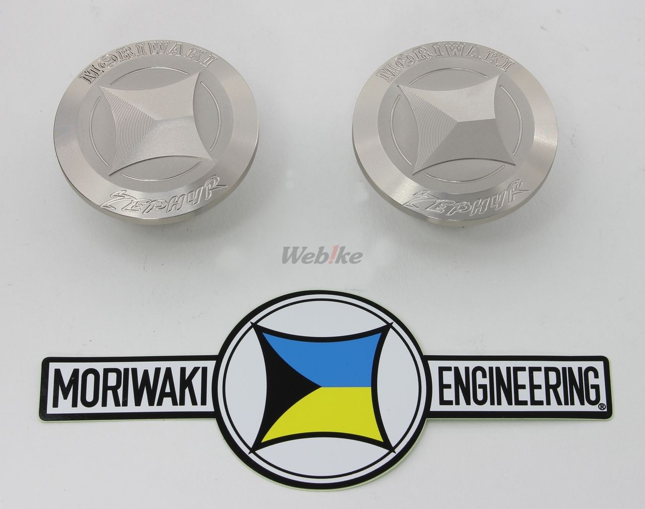 【MORIWAKI】車架裝飾蓋 - 「Webike-摩托百貨」