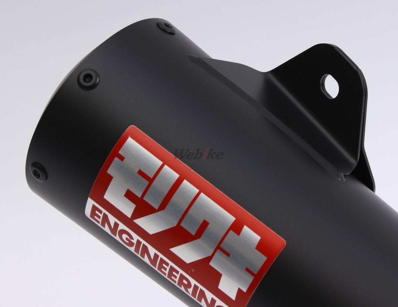 【MORIWAKI】Megaphone SUS 全段排氣管 - 「Webike-摩托百貨」