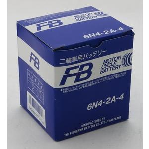6N4-2A-4 6V標準形バッテリー