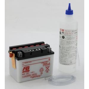 FB4L-A 12V高始動形バッテリー(FBシリーズ)
