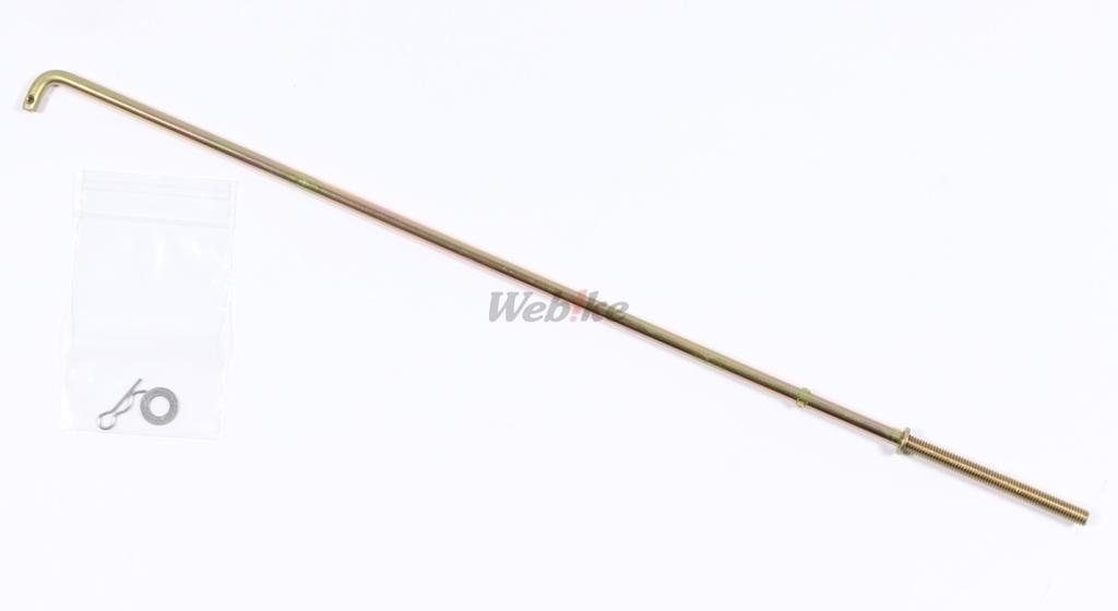 【SHIFT UP】6cm 加長型鋼製後搖臂 - 「Webike-摩托百貨」