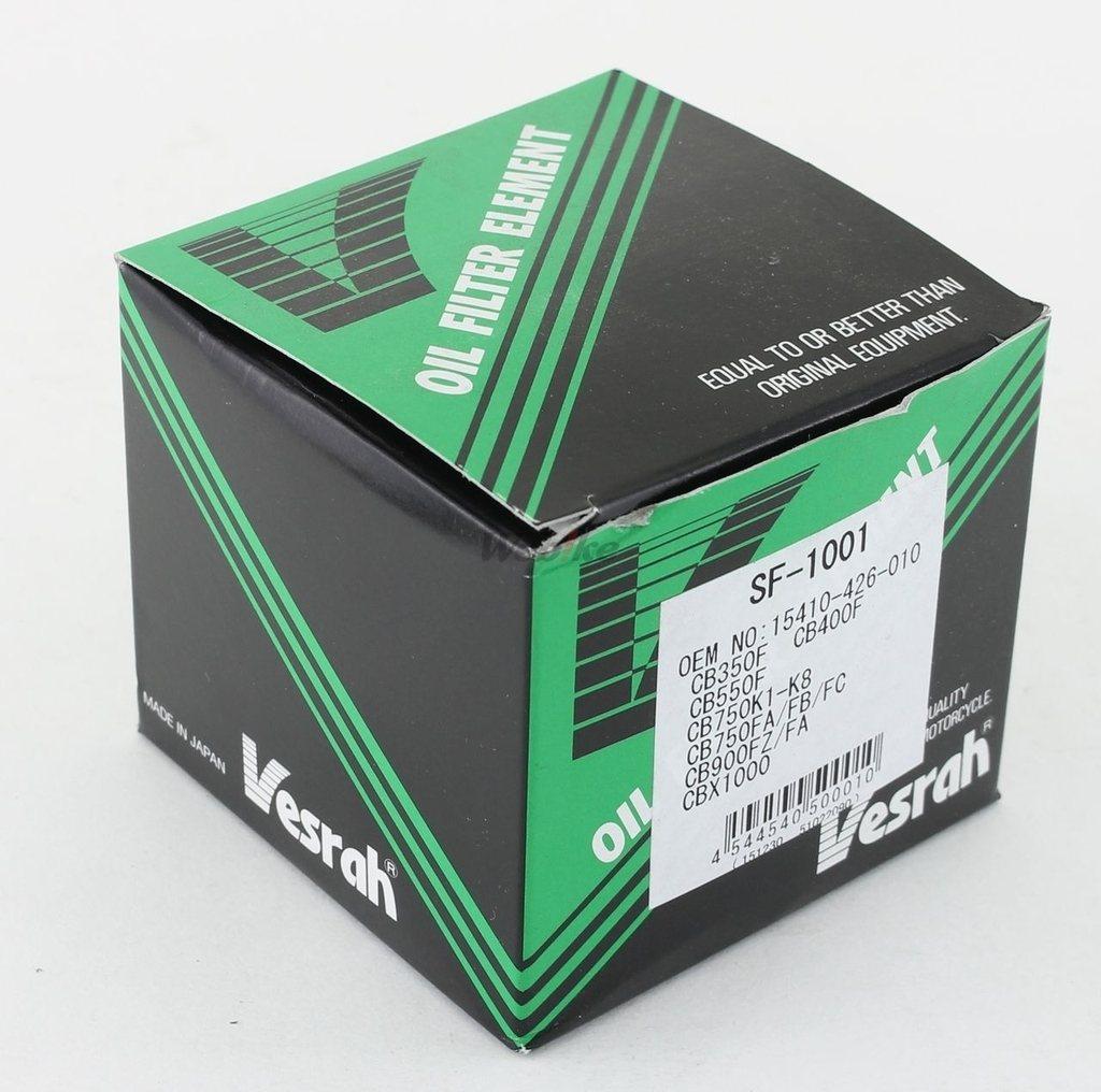 【Vesrah】機油濾心 - 「Webike-摩托百貨」