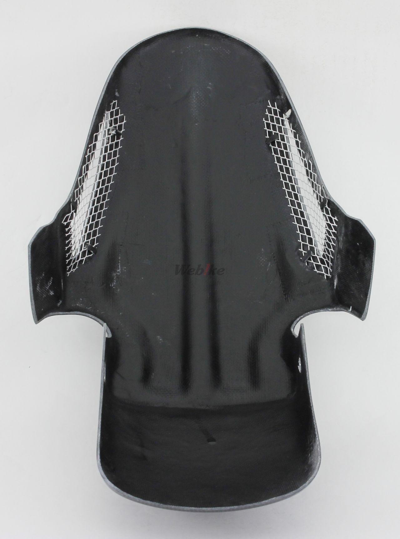 【POSH】3D-TECH 前土除 - 「Webike-摩托百貨」