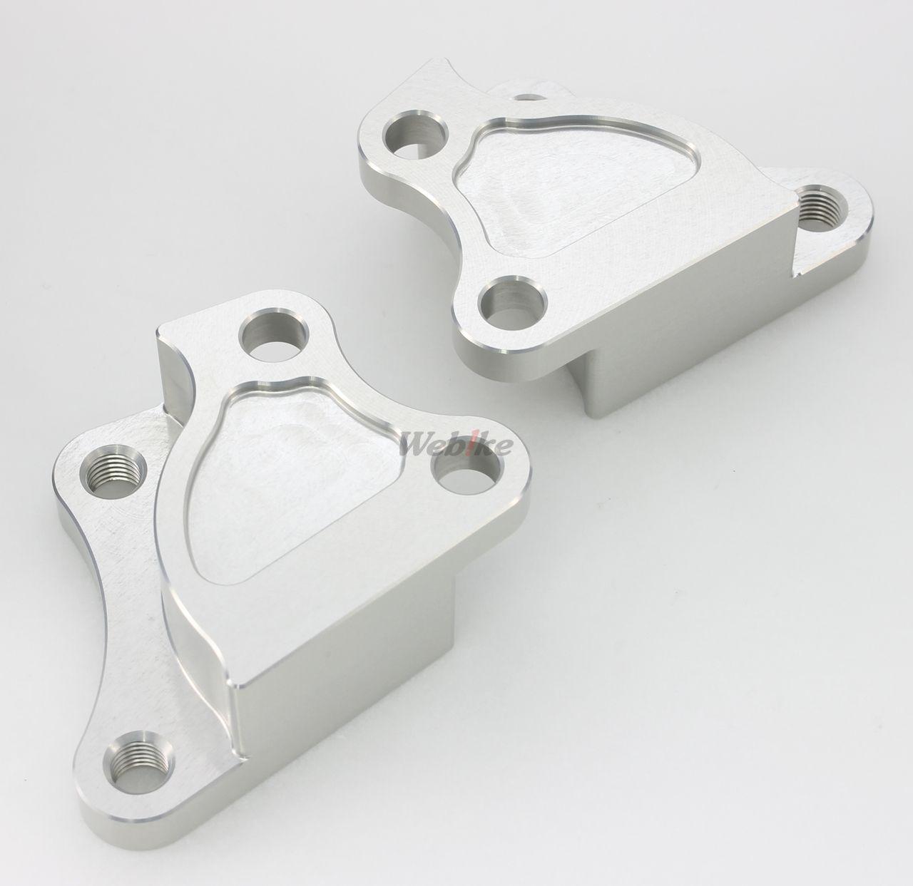 【ACTIVE】前煞車卡鉗座 (Brembo製 40mm & 標準型碟盤直徑) - 「Webike-摩托百貨」