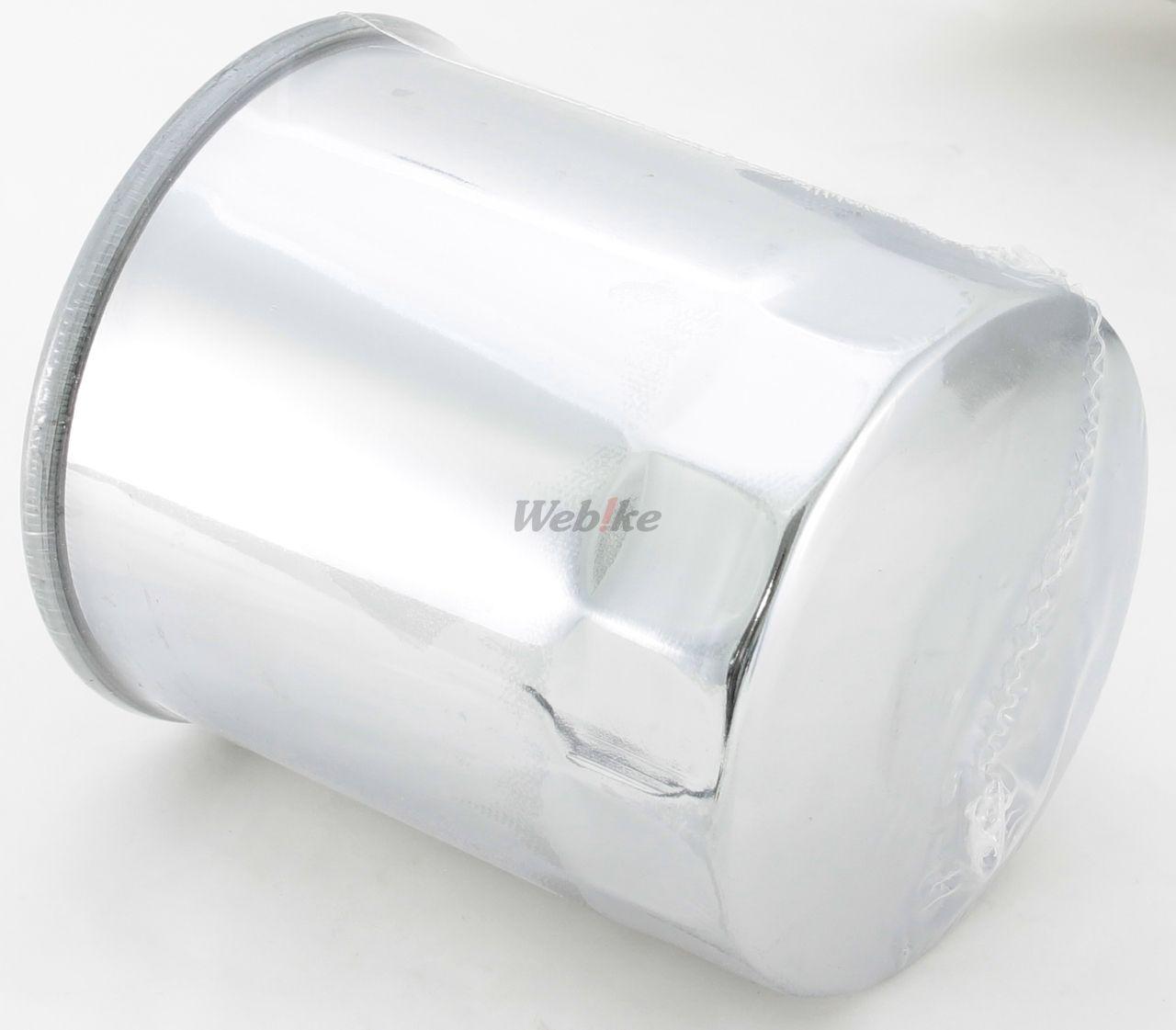 【GUTS CHROME】長機油濾芯 (電鍍 EVO) - 「Webike-摩托百貨」