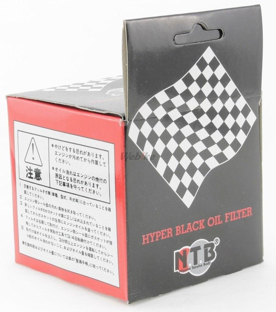 【NTB】機油濾芯 - 「Webike-摩托百貨」