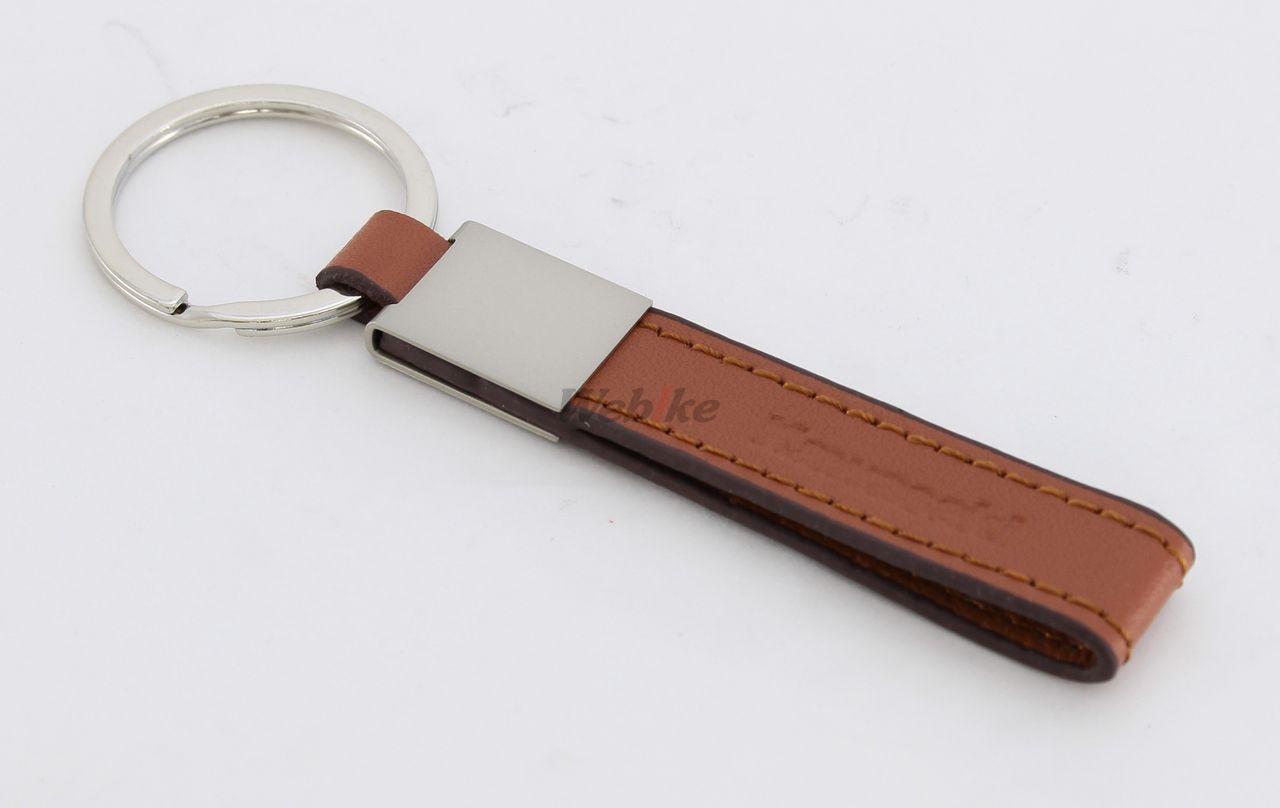 【KAWASAKI】Kawasaki 皮革吊繩鑰匙圈 - 「Webike-摩托百貨」