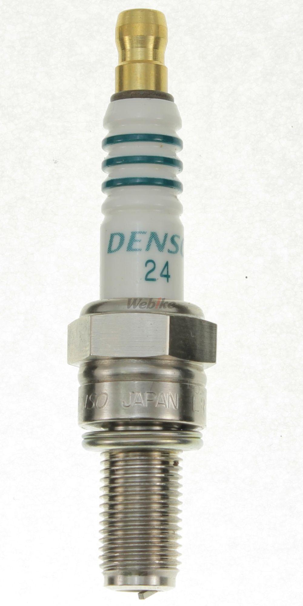 【DENSO】競賽型 銥合金 火星塞 IU01-24 - 「Webike-摩托百貨」
