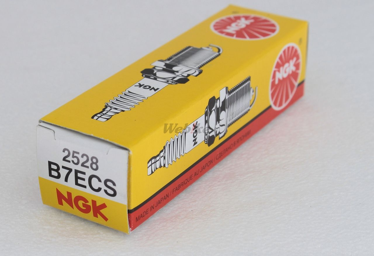 【NGK】標準型 火星塞 B7ECS 2528 - 「Webike-摩托百貨」