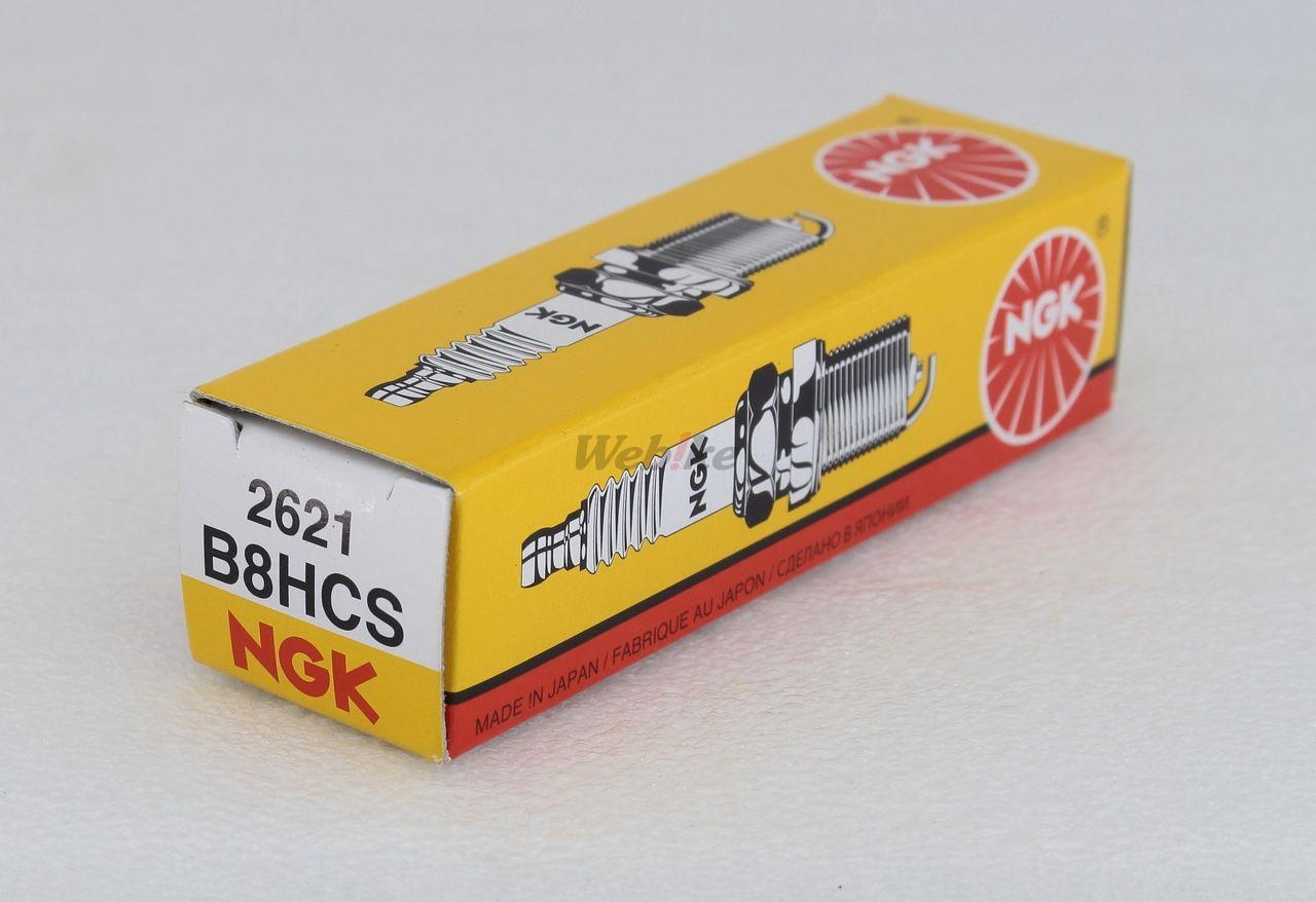 【NGK】標準型 火星塞 B8HCS 2621 - 「Webike-摩托百貨」