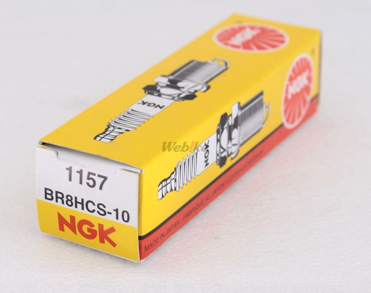 【NGK】標準型 火星塞 BR8HCS-10 1157 - 「Webike-摩托百貨」