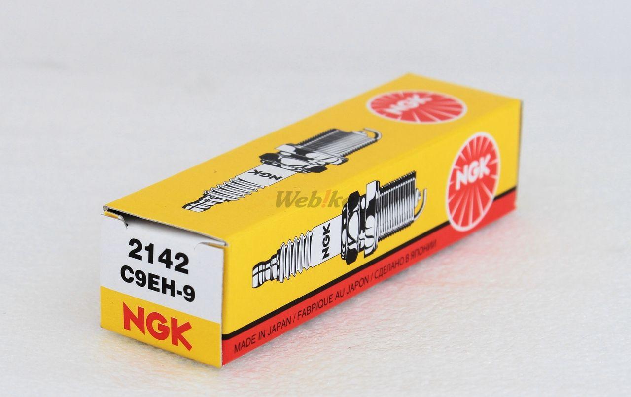 【NGK】標準型 火星塞 C9EH-9 2142 - 「Webike-摩托百貨」