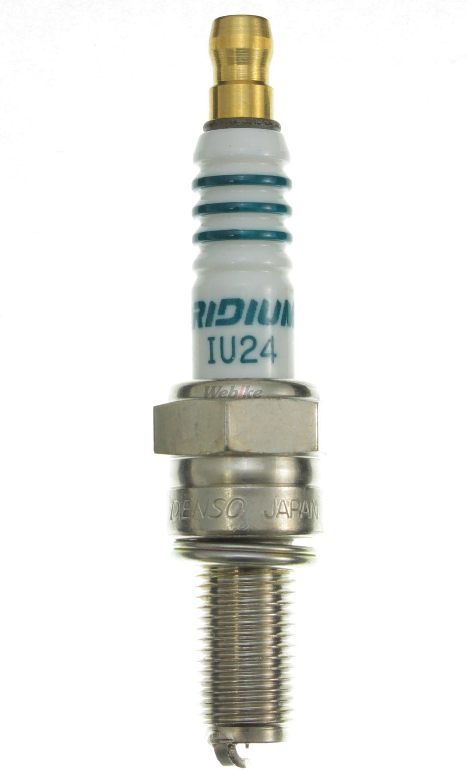 【DENSO】Iridium Power 銥合金火星塞 IU24 - 「Webike-摩托百貨」