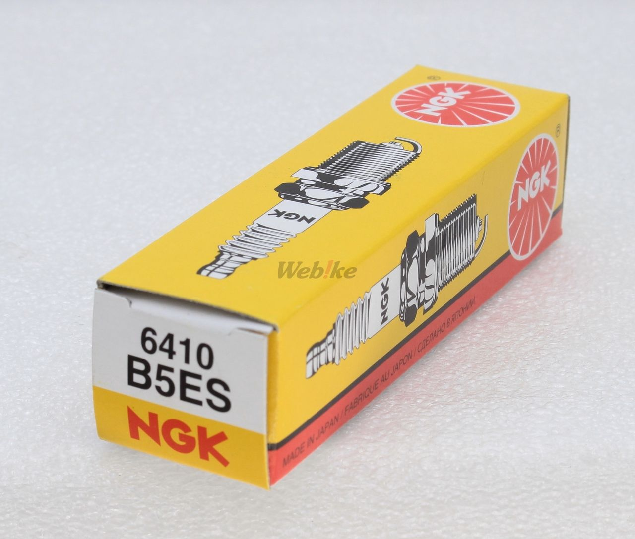 【NGK】標準型 火星塞 B5ES 6410 - 「Webike-摩托百貨」