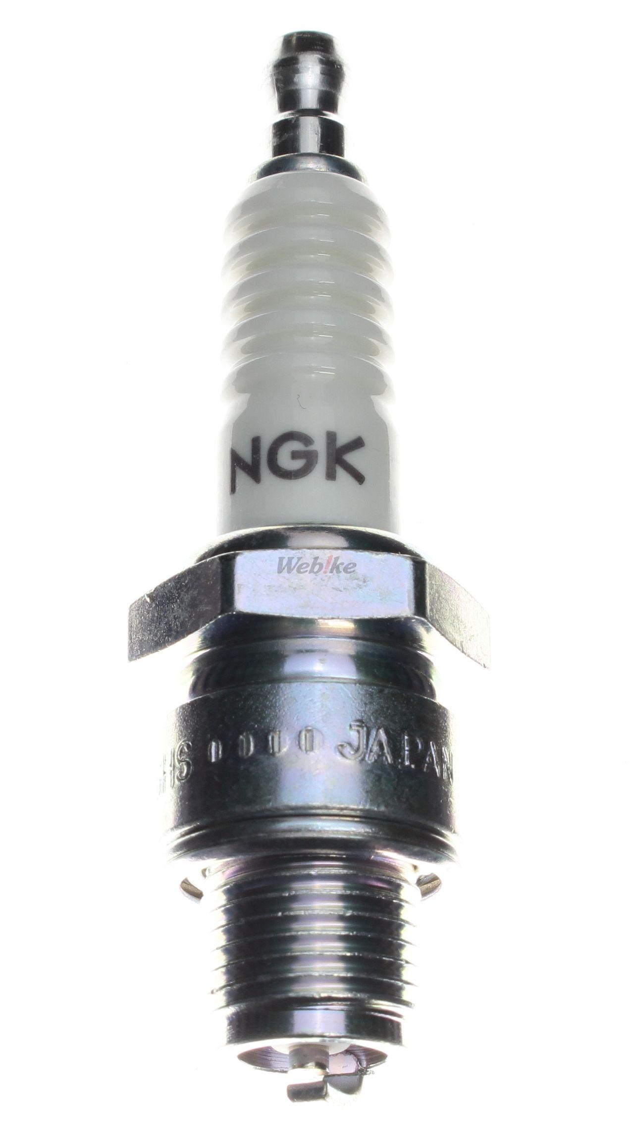 【NGK】標準型 火星塞 B6HS 4510 - 「Webike-摩托百貨」