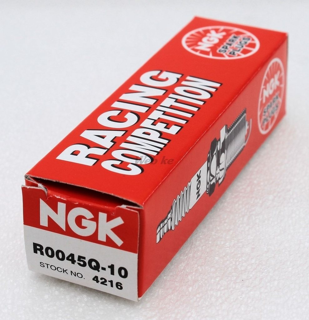 【NGK】競技型 火星塞 R0045Q-10 4216 - 「Webike-摩托百貨」