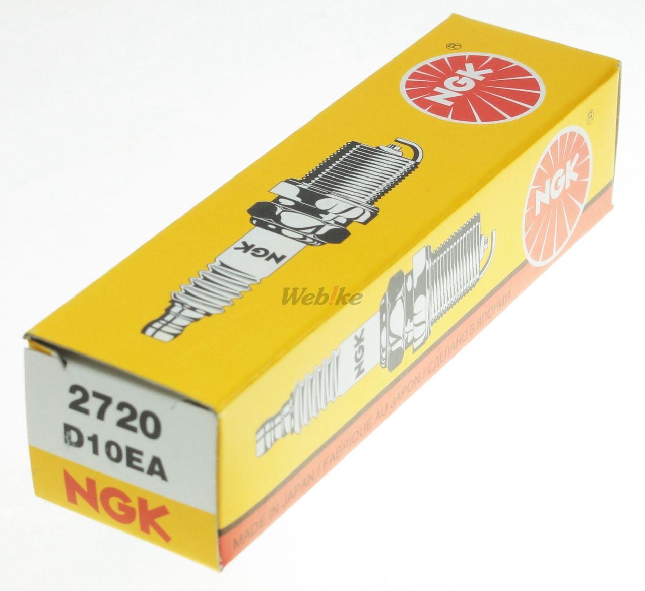 【NGK】標準型 火星塞 D10EA 2720 - 「Webike-摩托百貨」