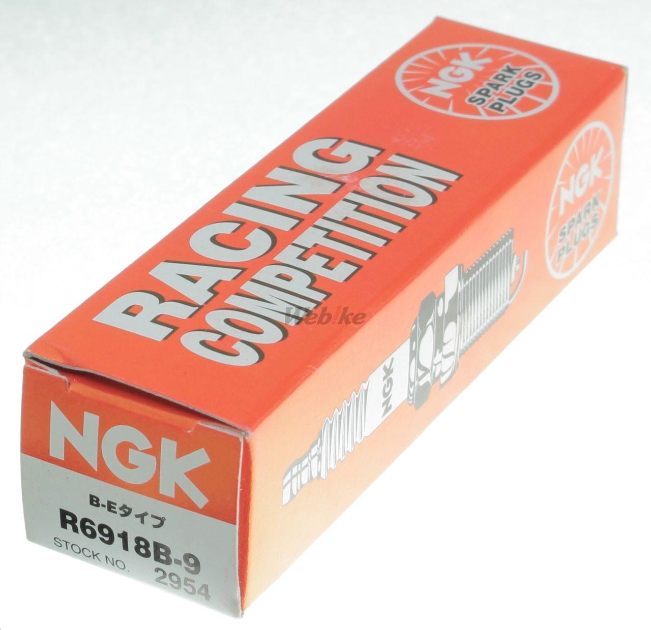 【NGK】競技型 火星塞 R6918B-9 2954 - 「Webike-摩托百貨」