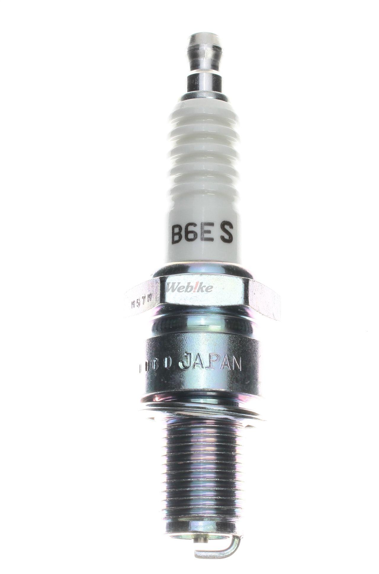 【NGK】標準型 火星塞 B6ES 7310 - 「Webike-摩托百貨」