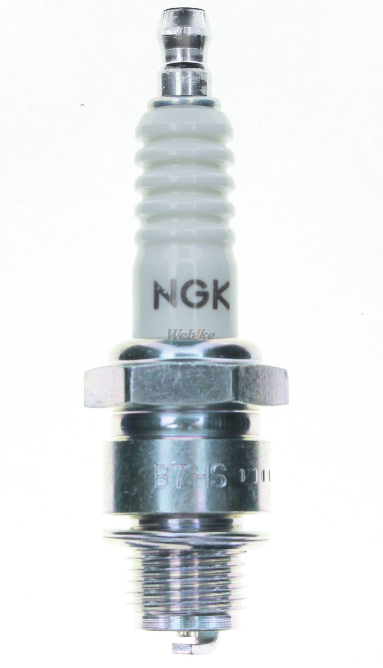 【NGK】標準型 火星塞 5110 - 「Webike-摩托百貨」