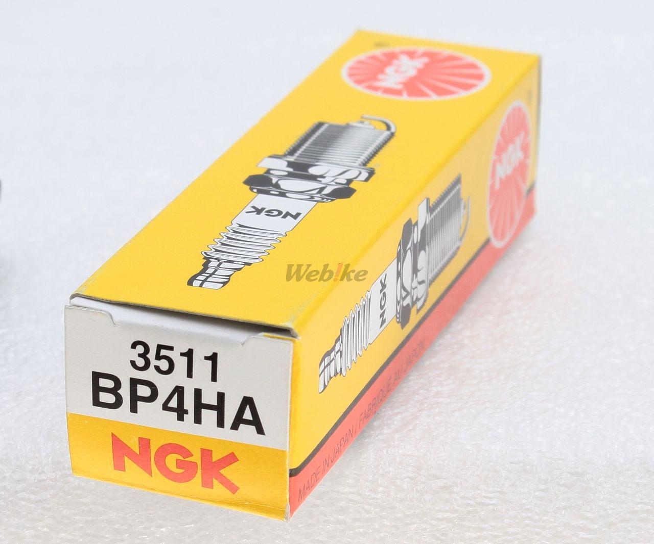 【NGK】標準型 火星塞 BP4HA 3511 - 「Webike-摩托百貨」