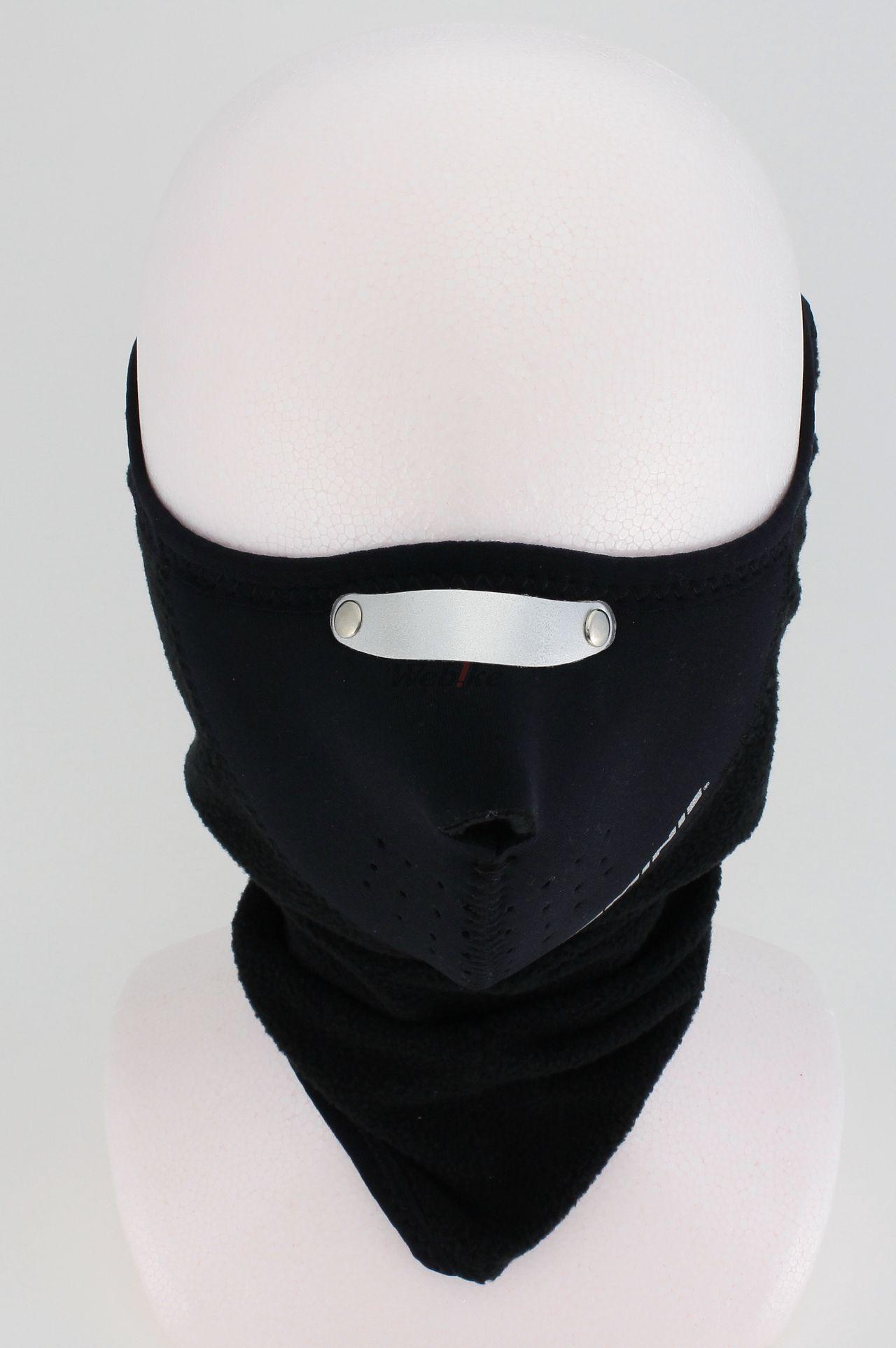 【KOMINE】AK-071 氯丁橡膠保暖面罩 - 「Webike-摩托百貨」