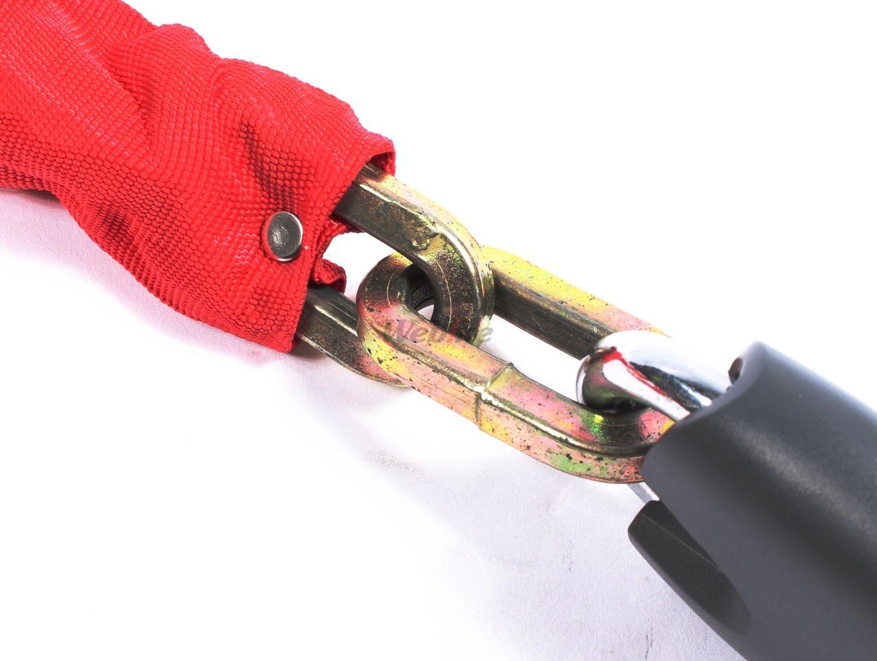 【KOMINE】LK-111 鋼鍊掛鎖 - 「Webike-摩托百貨」