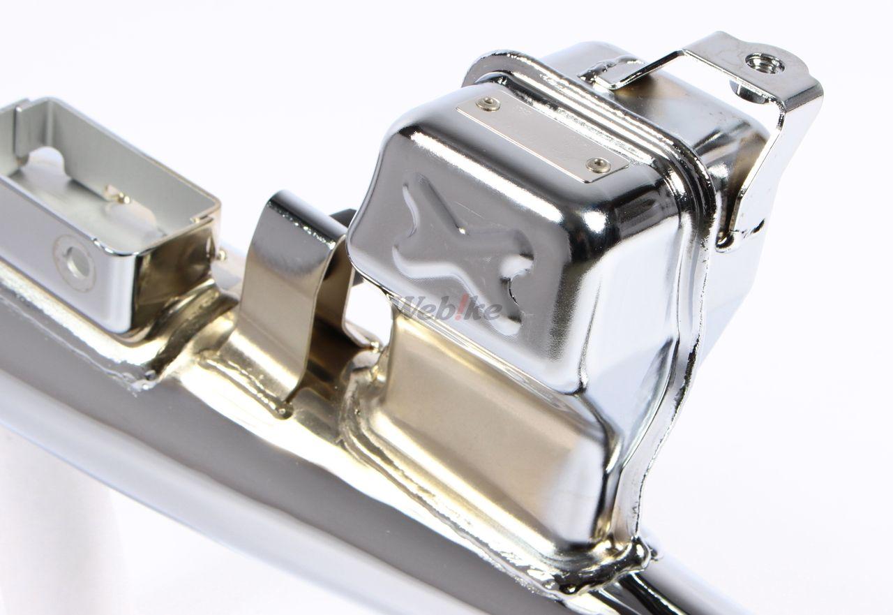 【PRUNUS】短排氣管 - 「Webike-摩托百貨」