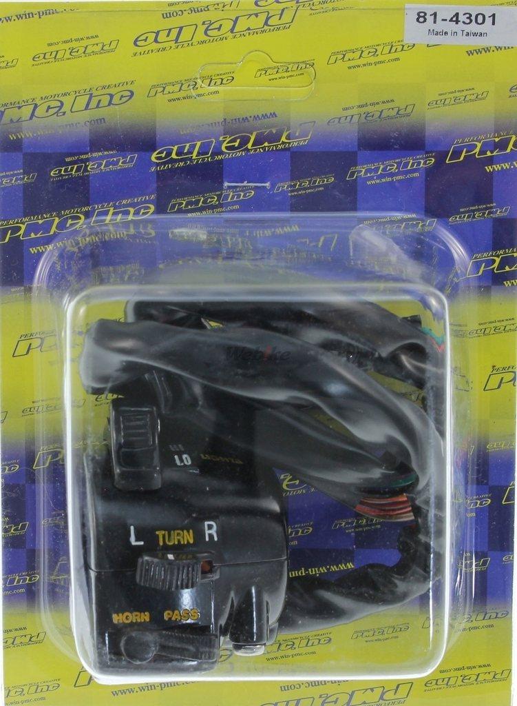 【PMC】Z1/Z2 把手調光器開關 左側 - 「Webike-摩托百貨」