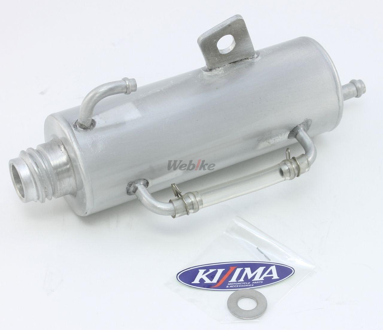 【KIJIMA】散熱器(水箱)副水箱 - 「Webike-摩托百貨」