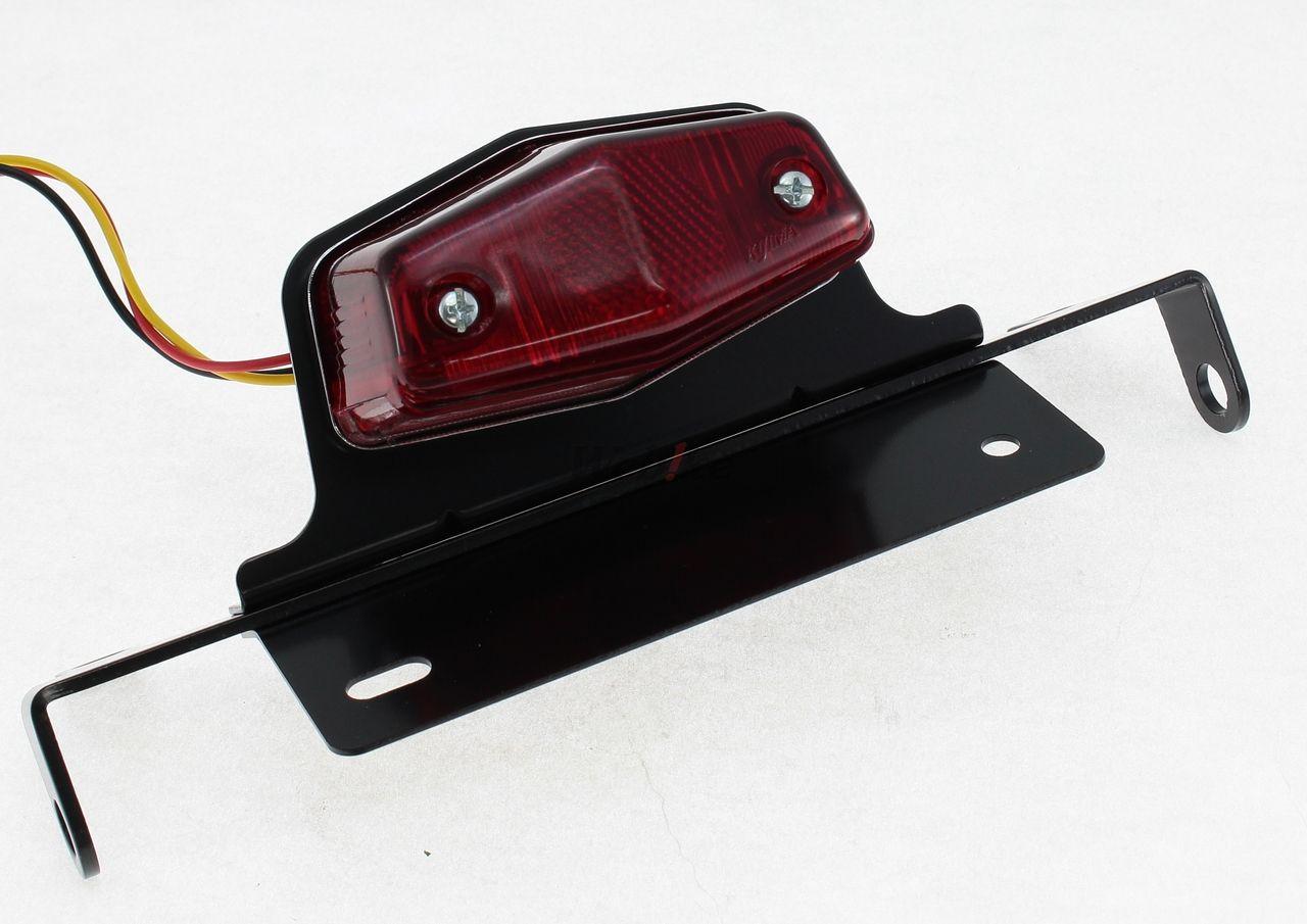 【KIJIMA】TW200 尾燈 套件 - 「Webike-摩托百貨」