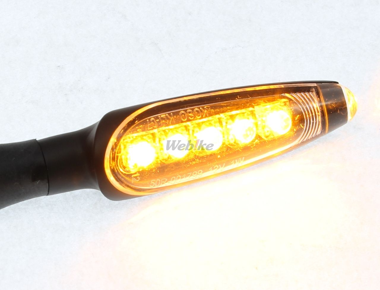 【KIJIMA】LED方向燈TR型式 - 「Webike-摩托百貨」