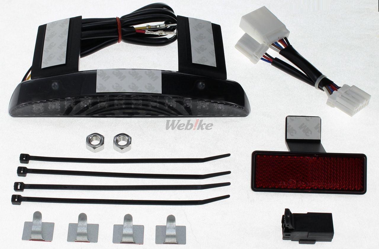【KIJIMA】LED尾燈套件 - 「Webike-摩托百貨」