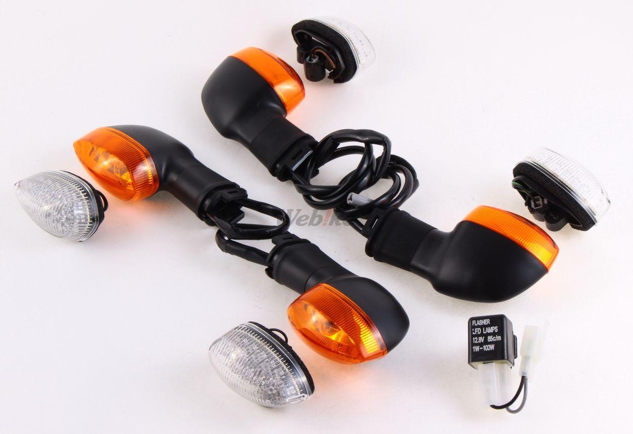 【YAMAHA】LED 透明外殼方向燈組 3 - 「Webike-摩托百貨」