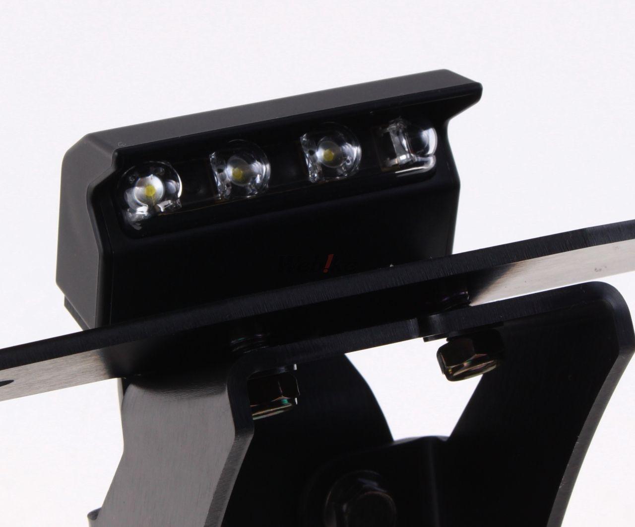 【ACTIVE】無土除套件 附 LED 牌照燈 - 「Webike-摩托百貨」