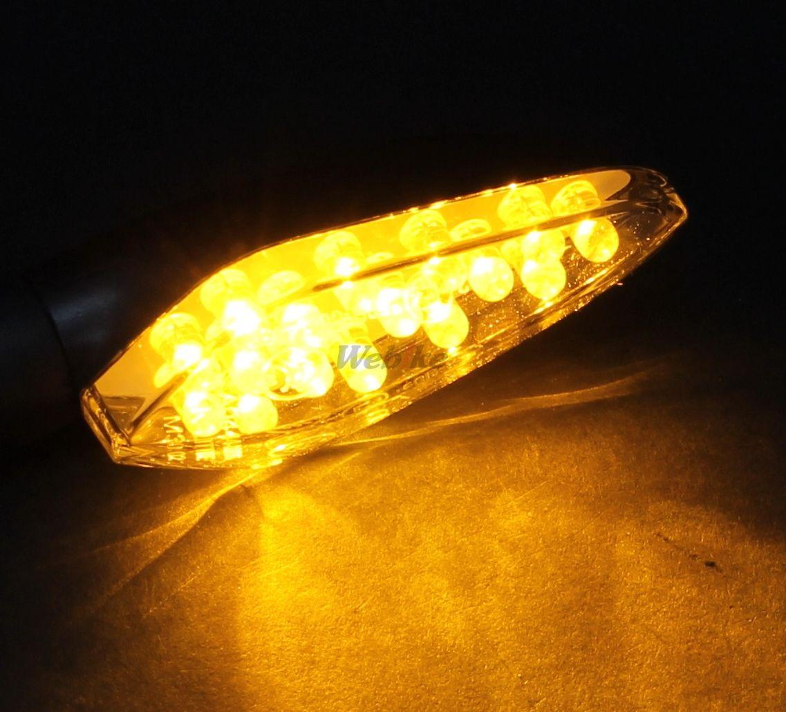 【ALCAN hands】LED方向燈 Leaf - 「Webike-摩托百貨」
