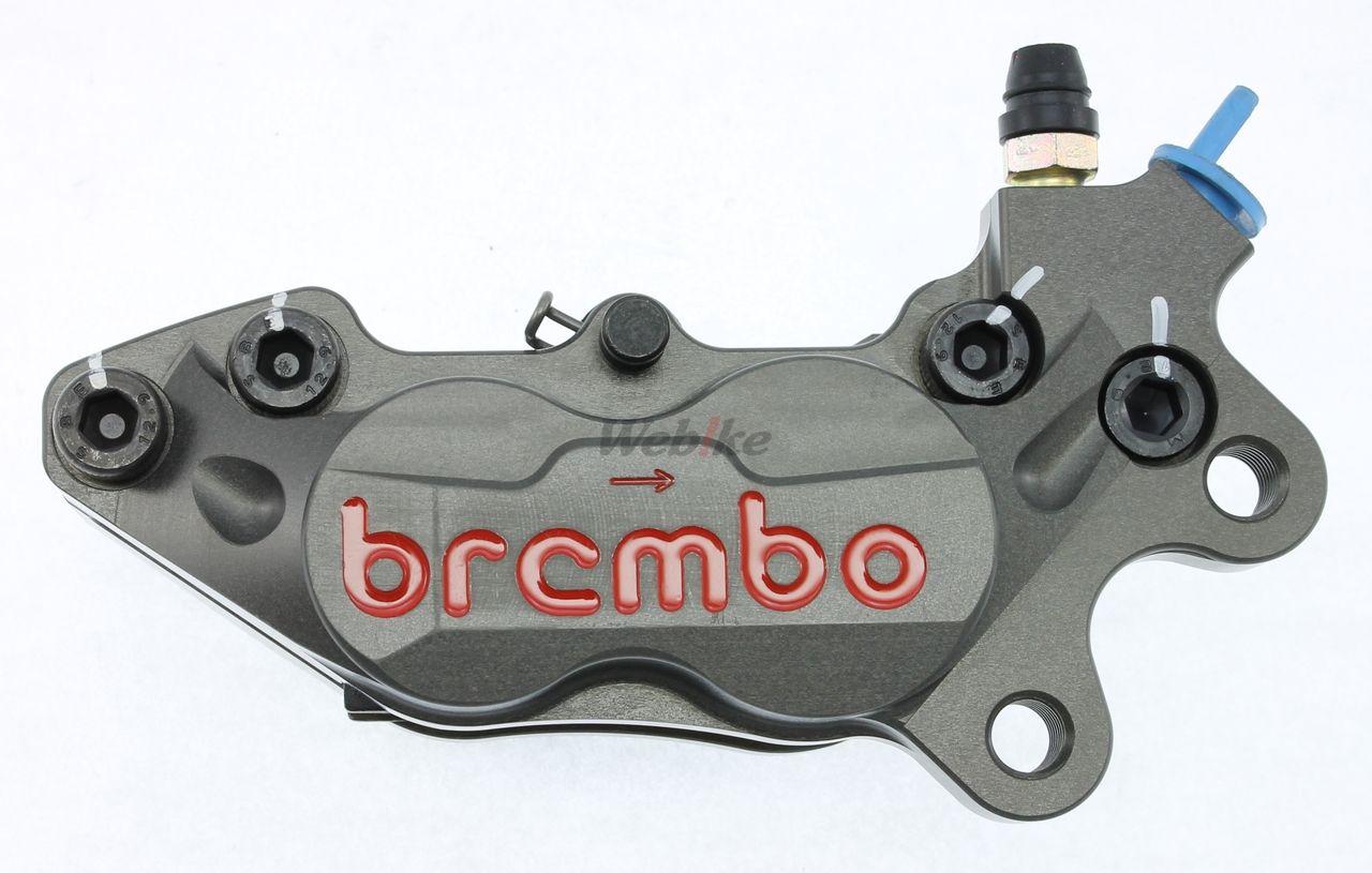 CNC Brake Caliper P4 30/34 40mm