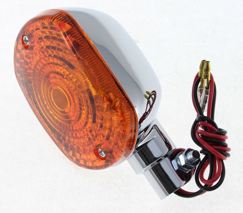 【PMC】FX Type 方向燈  方向燈總成 (前/燻黑) - 「Webike-摩托百貨」