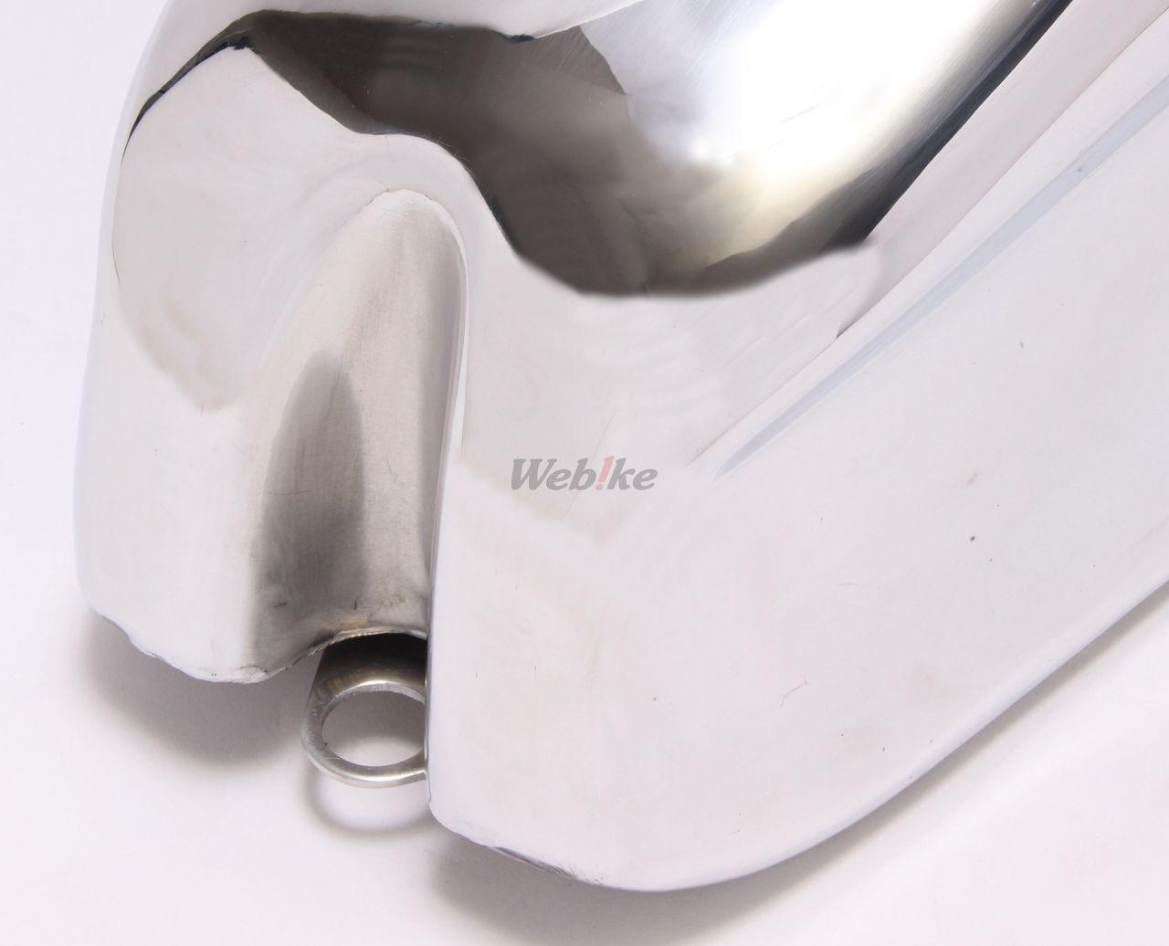 【WM】Wellington Special  鋁合金油箱 - 「Webike-摩托百貨」